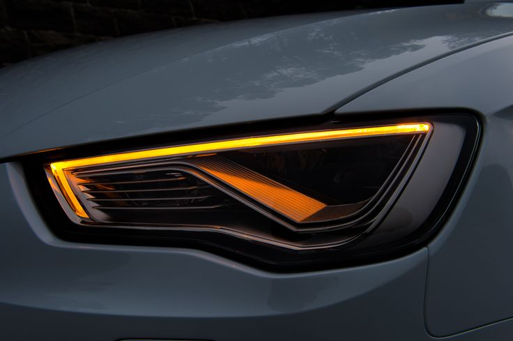 AUDI A3 LED-Headlamp