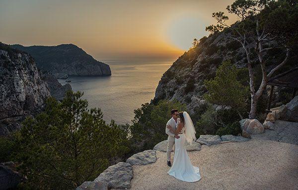 Greisse Panazzolo ♥ Nicholas Lau | destination wedding em Ibiza