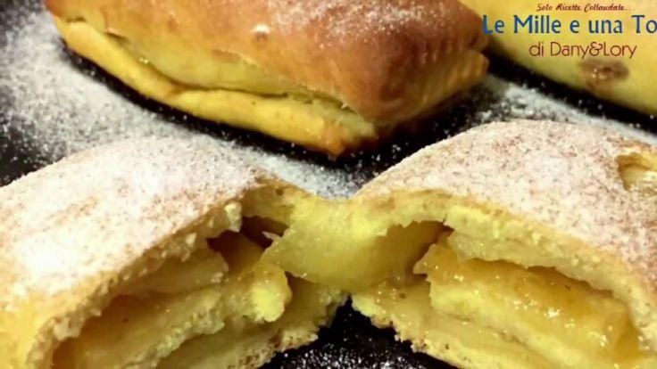 FAGOTTINI ALLE MELE - Le Mille e una Torta di Dany&Lory