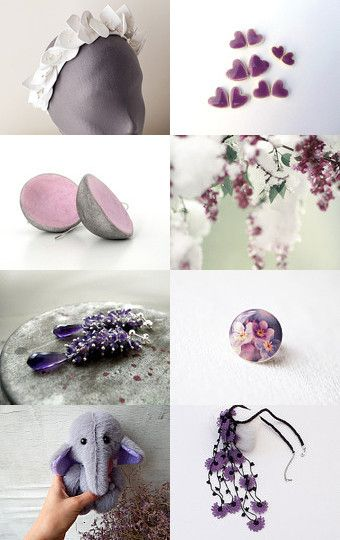 Lilac spring by imali on Etsy--Pinned with TreasuryPin.com