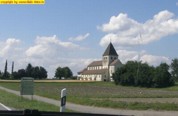 auf der Insel Reichenau am Bodensee 2008