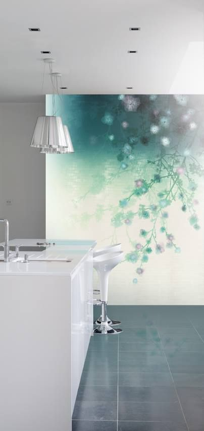 Akina...nieuwe collectie vliesbehang.  Nu in onze toonzaal.  www.benedetti.be