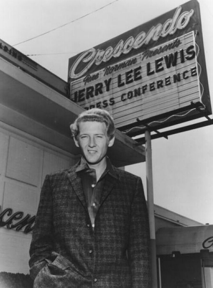 """""""The Killer"""" Jerry Lee Lewis"""