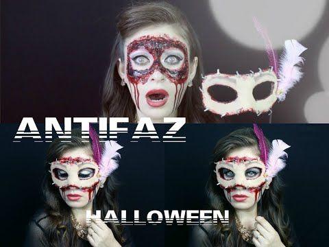 Maquillaje de Halloween paso a paso (Vídeo)