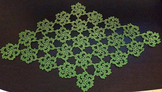 All in Green! by Francesca L. on Etsy