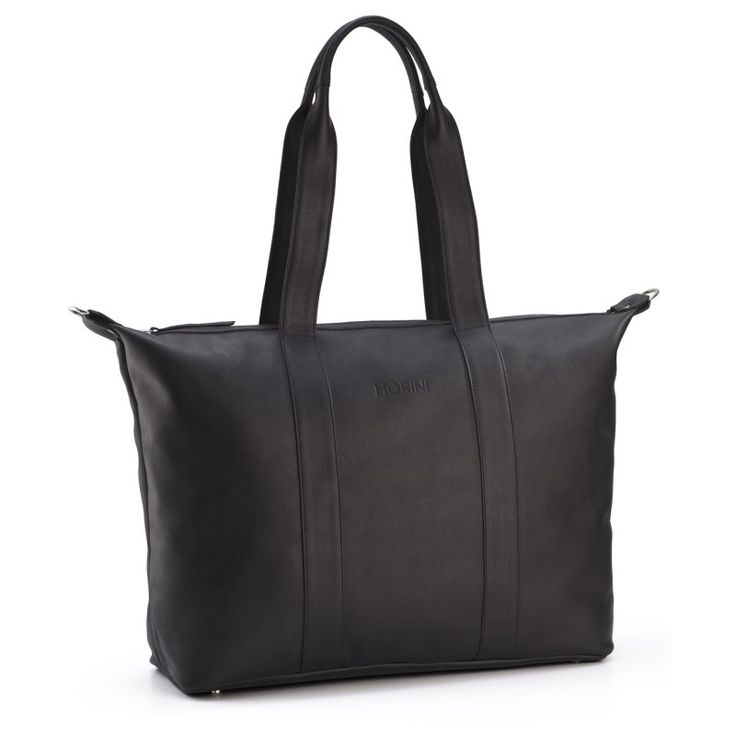 MORINI MOCO LEATHER BAG // BLACK  http://morini.pl/