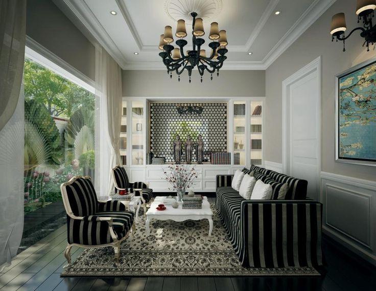 Le salon est lune des pièces qui réclame le plus dattention au moment de choisir sa déco en effet cest lespace qui a le plus de fonctions différentes