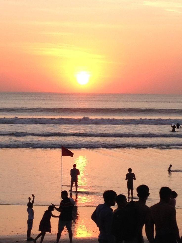 Pantai Kuta (Kuta Beach) - Badung, Bali