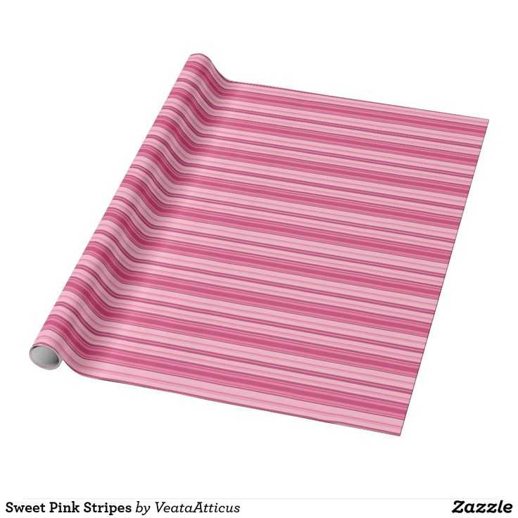 Sweet Pink Stripes