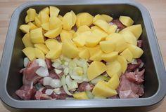 Tepsis hús recept