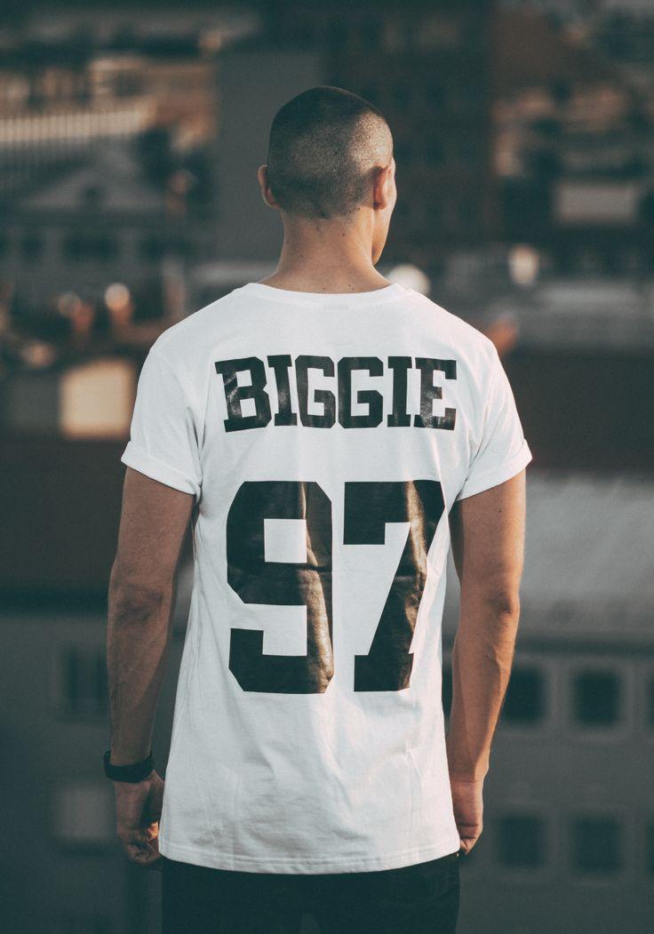 Biggie 97 Tee White