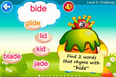 This is a word family and rhyming game to help your child learn to recognize words by letter patterns. Learning groups of words that have similar letter patterns (such as bat, fat, mat, that or bake, cake, lake, take, etc.) is an efficient strategy to help your child improve their reading skills and decode new words from letter patterns. $2.99