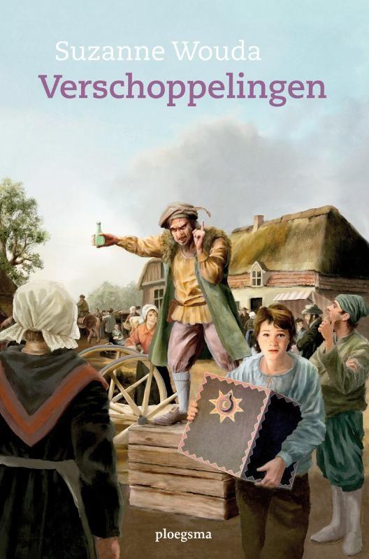 Verschoppelingen van Suzanne Wouda is het derde boek van mijn historische leesuitdaging. Daniel en zijn ouders, zusje en babybroertje wonen in een arme buurt in Amsterdam. Het is 1664 en de pest br...