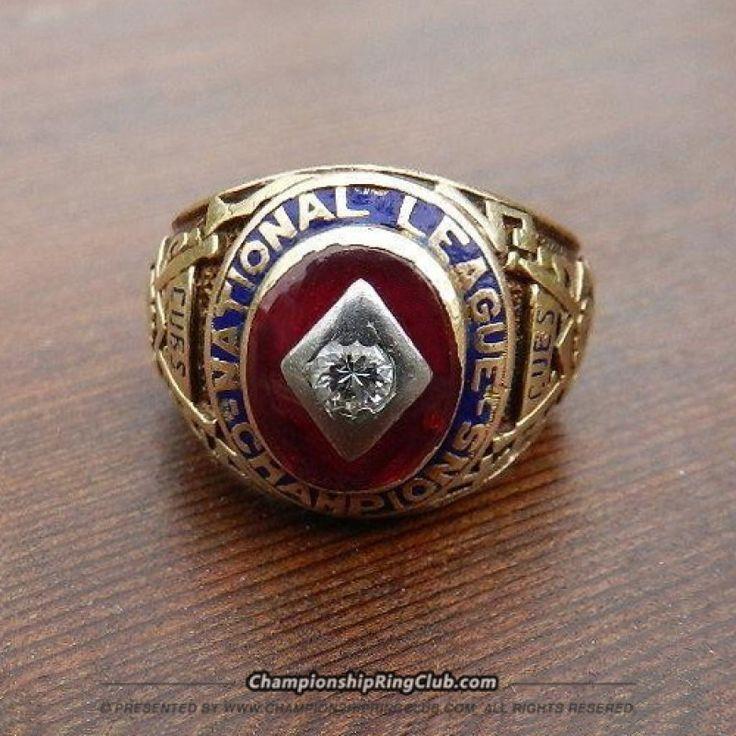 1945 Chicago Cubs National League Championship ring - ChampionshipRingClub.com