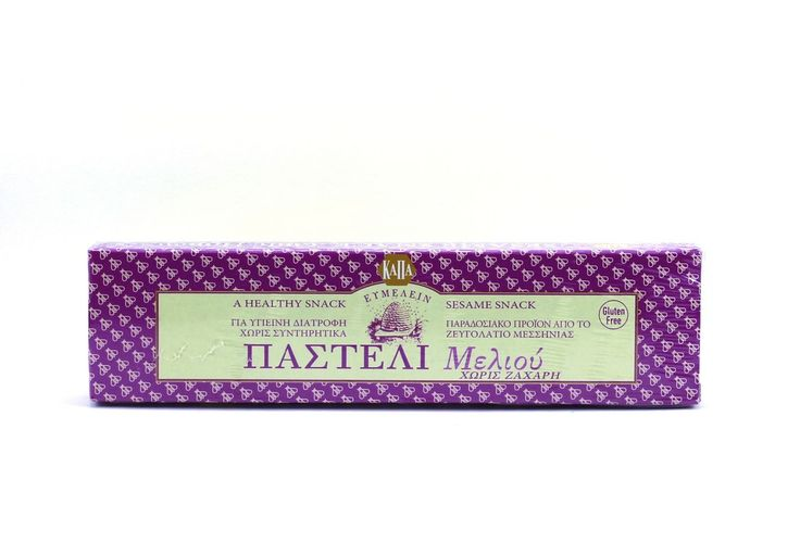 ''KAPA EVMELIN ''Pasteli with Honey ( no sugar added)