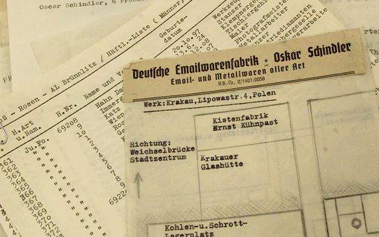 В США за $2,4 млн продадут на аукционе список Шиндлера
