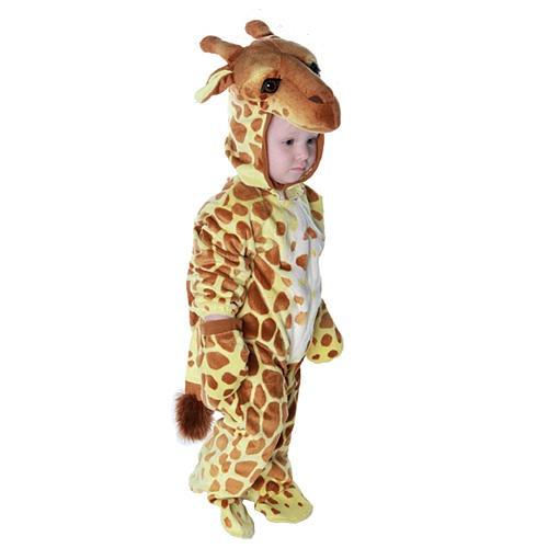 giraffe halloween costume toddler size medium 18 months 2t underwraps costumes toys - Size 18 Halloween Costumes