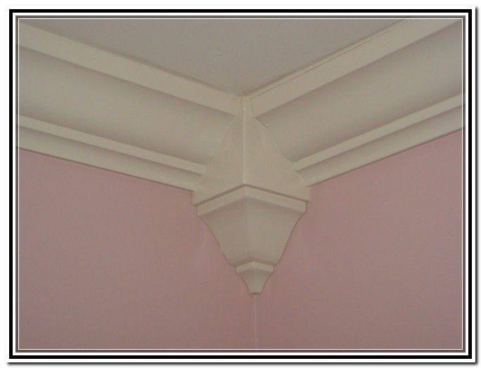 Crown Molding Corner Blocks Vaulted Ceiling Sheltylvr