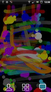 Top Android Finger paint - live wallpaper – Finger paint - live wallpaper Free Download