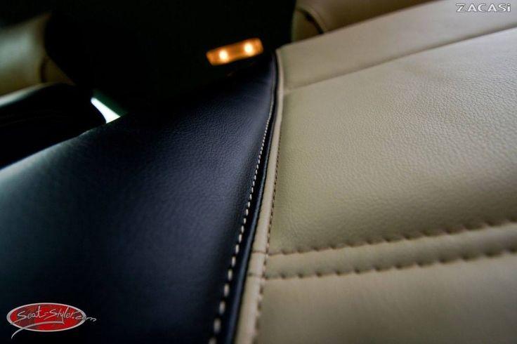 Get the Dubai experience, living the dream.  #seatstyler #audi #seat #mazda #configurator #design #lether #dubai #black #beige