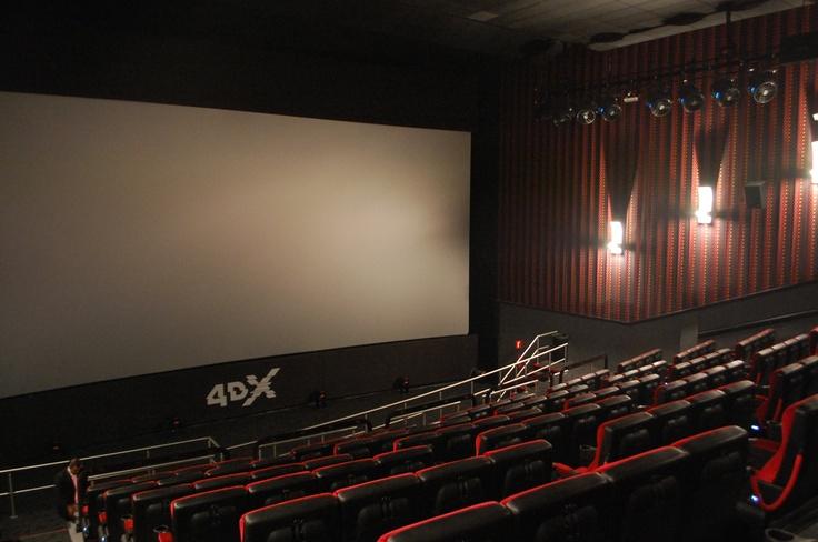 Cinepolis 4DX - México