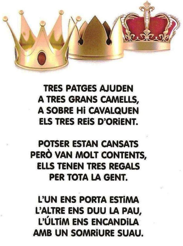 Poema ELS PATGES Más