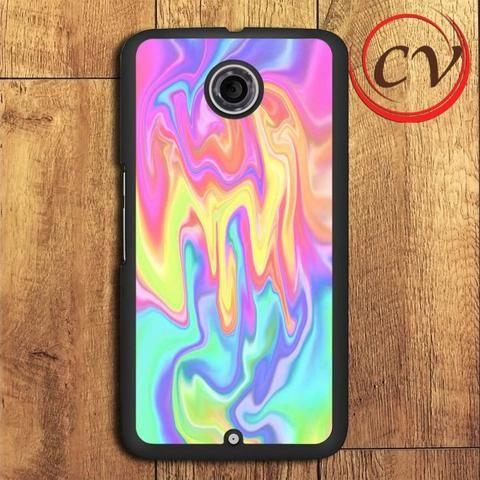 Tie Dye Color Nexus 5,Nexus 6,Nexus 7 Case