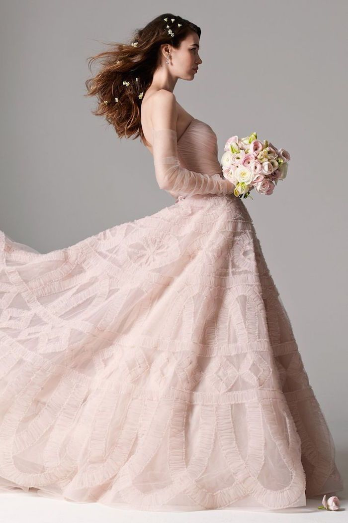 Elegant Watters Wedding Dresses Fall 2015 Collection