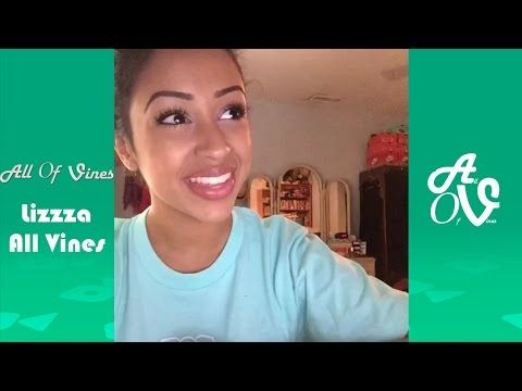 Funny Lizzza Vine Compilation With Tittles | All 200+ Vines - YouTube