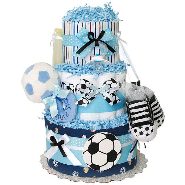 Boy Diaper Cakes | ... Diaper Cake - $119.00 : Diaper Cakes Mall, Unique Baby shower diaper