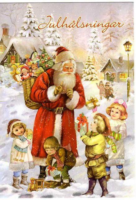 Julemanden/Santa
