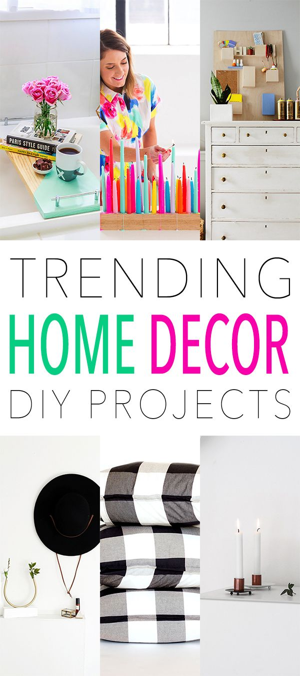 DIY Projects On Pinterest DIY Projects Gold Leaf And DIY Tutorial