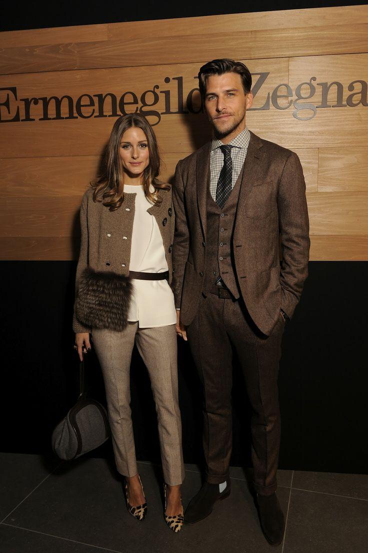 Silk Road.: Olivia Palermo & Johannes Huebl For Best Dressed Couple @Massimiliano Cereda Trovato