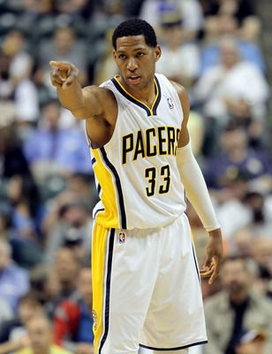 Danny Granger----Indiana Pacers  Position: Small forward  Age: 29