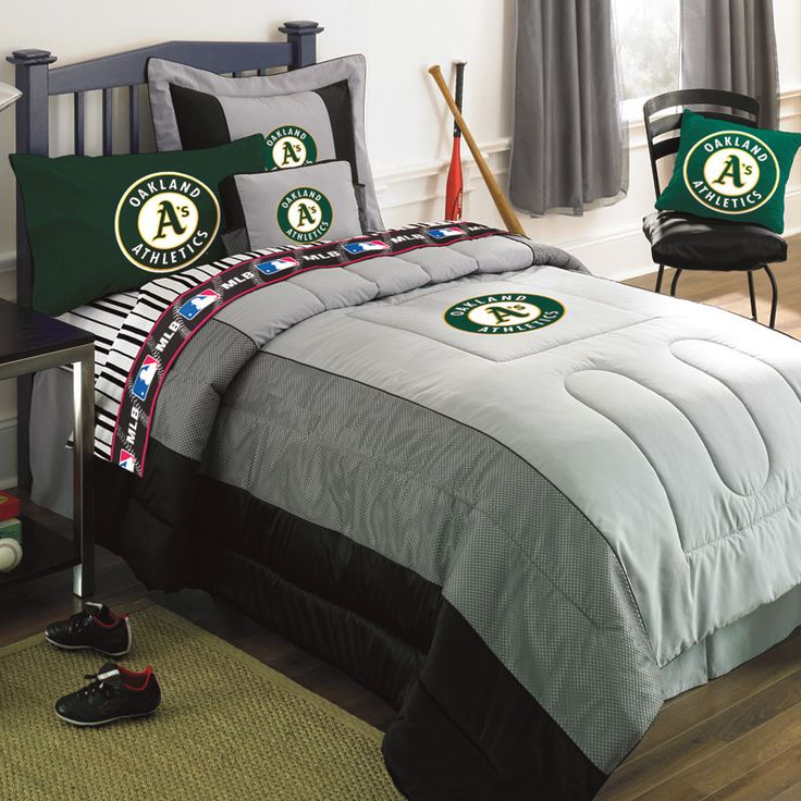 Oakland Athletics Players | Oakland Athletics MLB Authentic Team Jersey Bedding Full Size ...