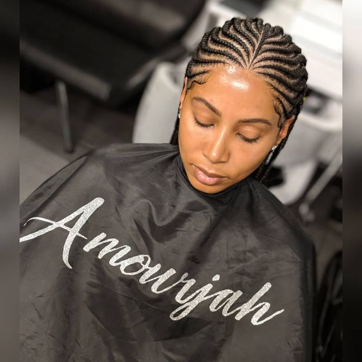 Skin ️ Hair ️Pic ️ Book Under Half Cornrow Half Box Braids