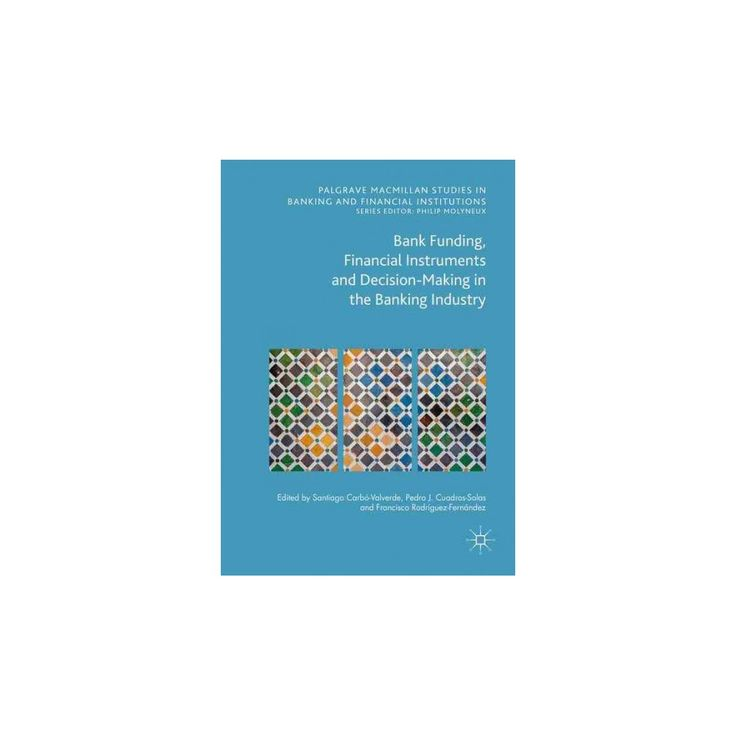 Bank Funding, Financial Instruments and Decision-making in the Banking Industry (Hardcover)