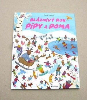 BLÁZNIVÝ ROK PIPY A POMA | Encyklopedie | AXIÓMA nakladatelství pro děti