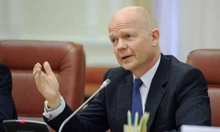 William Hague statement on Iraq: Politics live blog