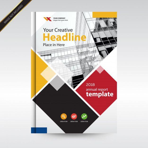 Cover Portfolio Design Templates Free Download