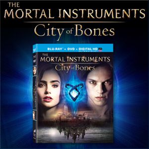 Create your own memes and share with fellow Shadowhunters! The Mortal Instruments City of Bones ON BLU-RAY™ COMBO PACK & DIGITAL. http://www.MortalMemes.com/