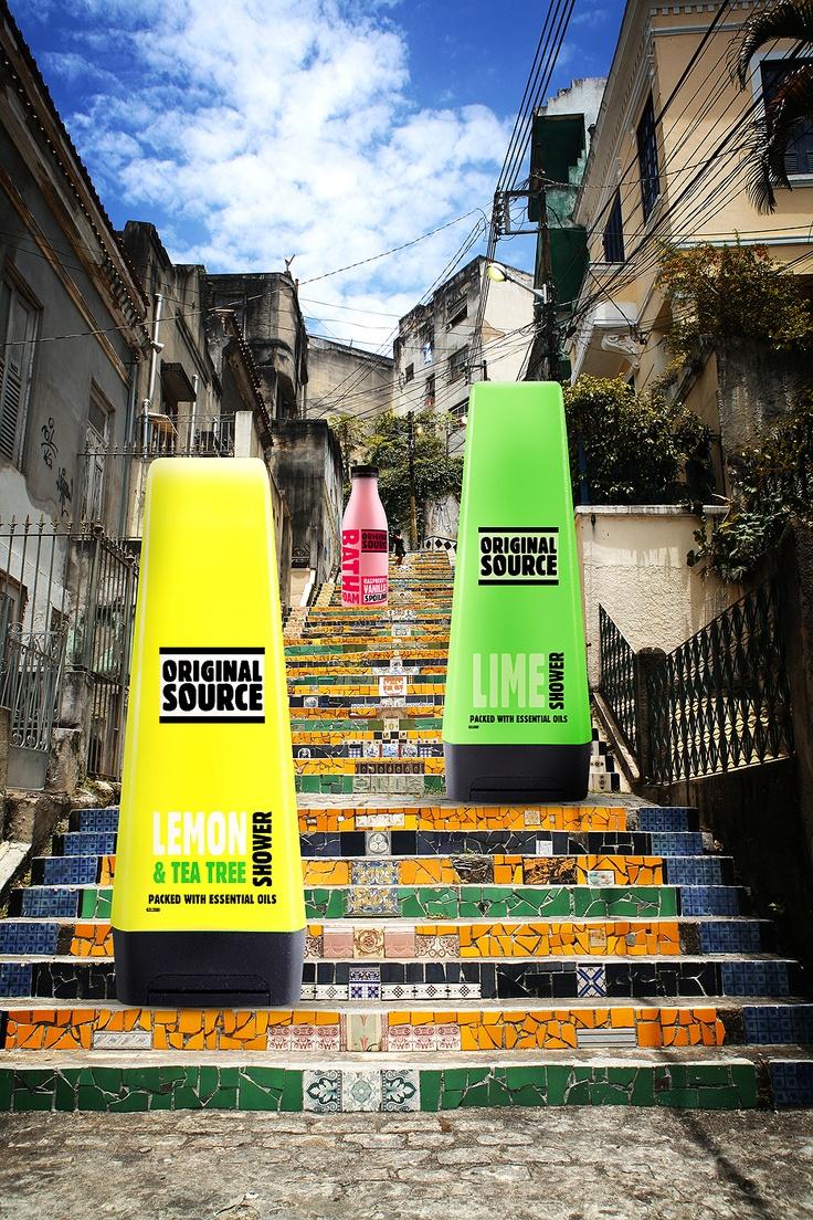 cytryna, limonka, malina i wanilia #niezawierarutyny #originalsource #naturalny #intensywny #natural #intense #nierutynowy #prysznic #shower #gel #lemon #teatree #tea #lime