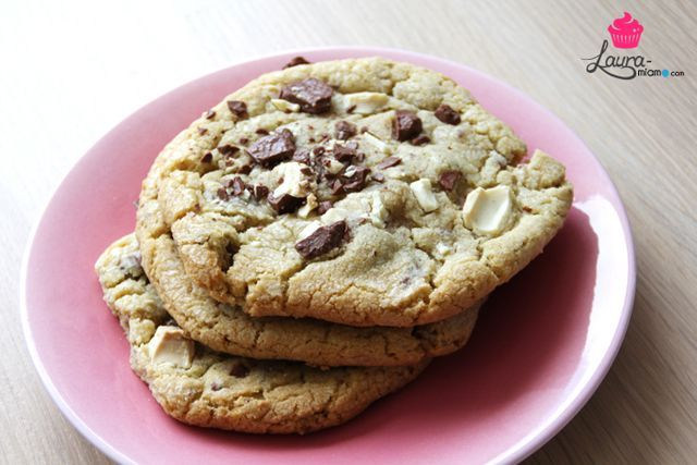 cookies moelleux comme ceux americains