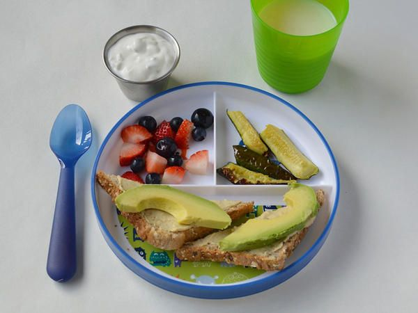 15 ideas de comidas para ni os de 1 a 3 a os fotos - Ideas para una cena saludable ...