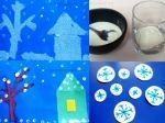 «Зима» - развивающее занятие для ребенка 1,5 – 2 года (конспект).