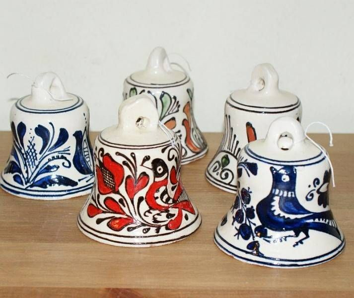 Clopotei ceramici de Corund
