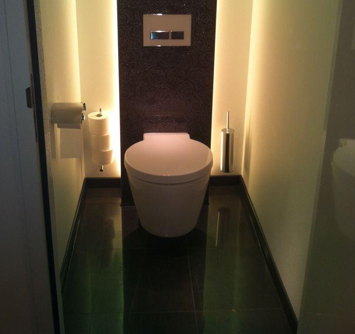 Toilet verlichting led google zoeken toilet pinterest zoeken verlichting en google - Inrichting van toiletten wc ...