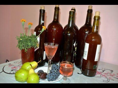 Домашнее вино из чайной розы. - YouTube