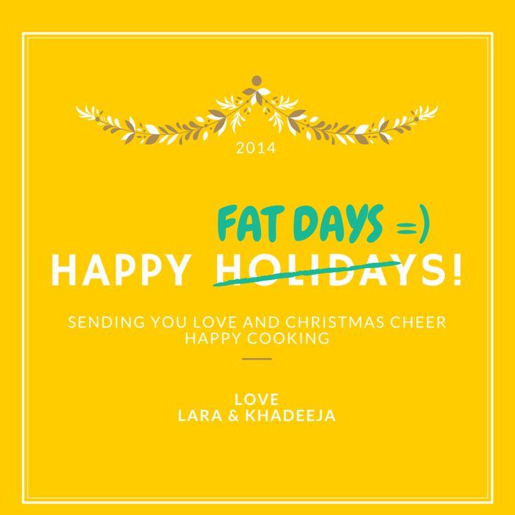 Happy Holidays everyone :)