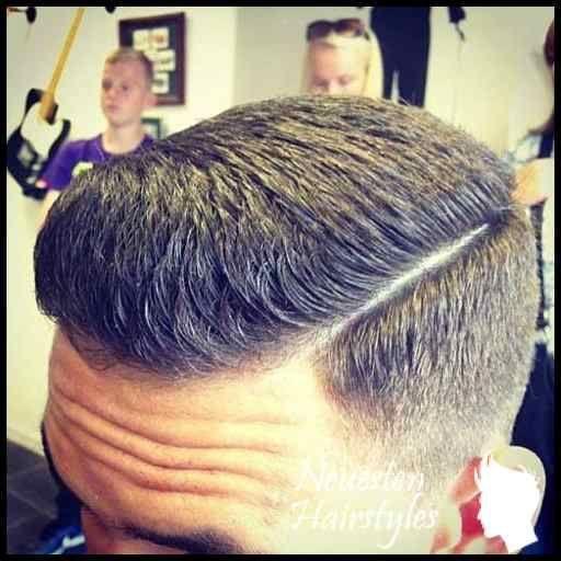 Kurz seitenscheitel frisuren männer Kurze Haare